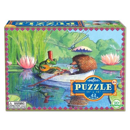 eeBoo 42piece Puzzle Boat Ride    $8.95    Wants 1  purchased