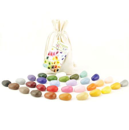 Crayon Rocks in 32 color set    $12.95    Wants 1  purchased