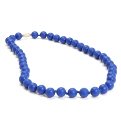 Chewbeads Jane Teething Necklace   in Navy  (adult wears, baby chews)   $29.50    Wants 1  purchased