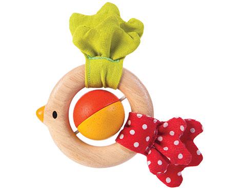 Plan Toys Bird Rattle    $12.95    Wants 1  purchased