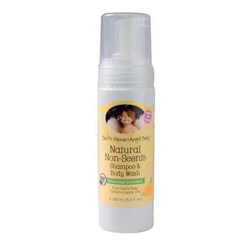 Earth Mama Angel Baby Non-Scents Wash & Shampoo    $10.95ea    Wants 1  purchased