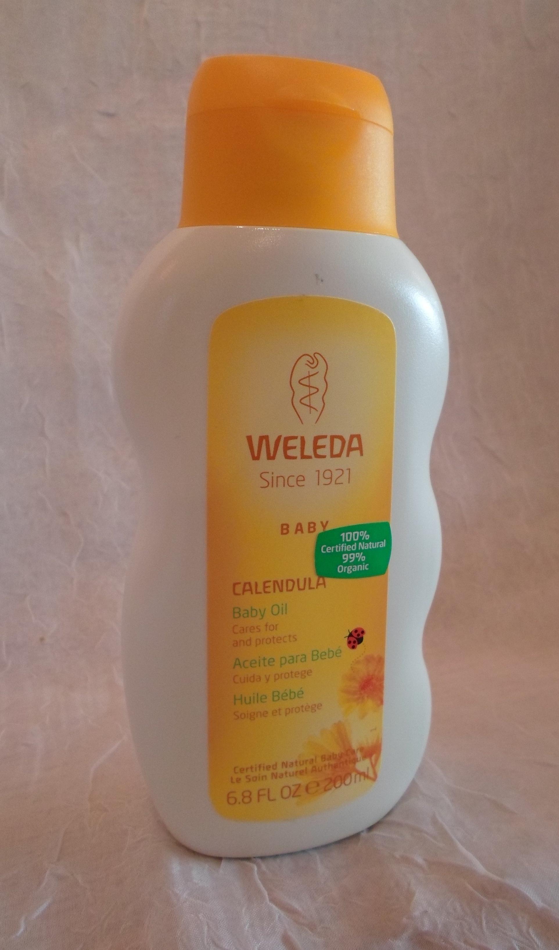 Weleda Baby Oil    $19.95    Wants 1