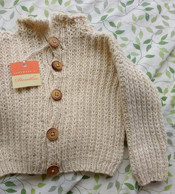 Handmade Wool Knit Sweater    $70.00    Wants 1- NO LONGER AVAILABLE