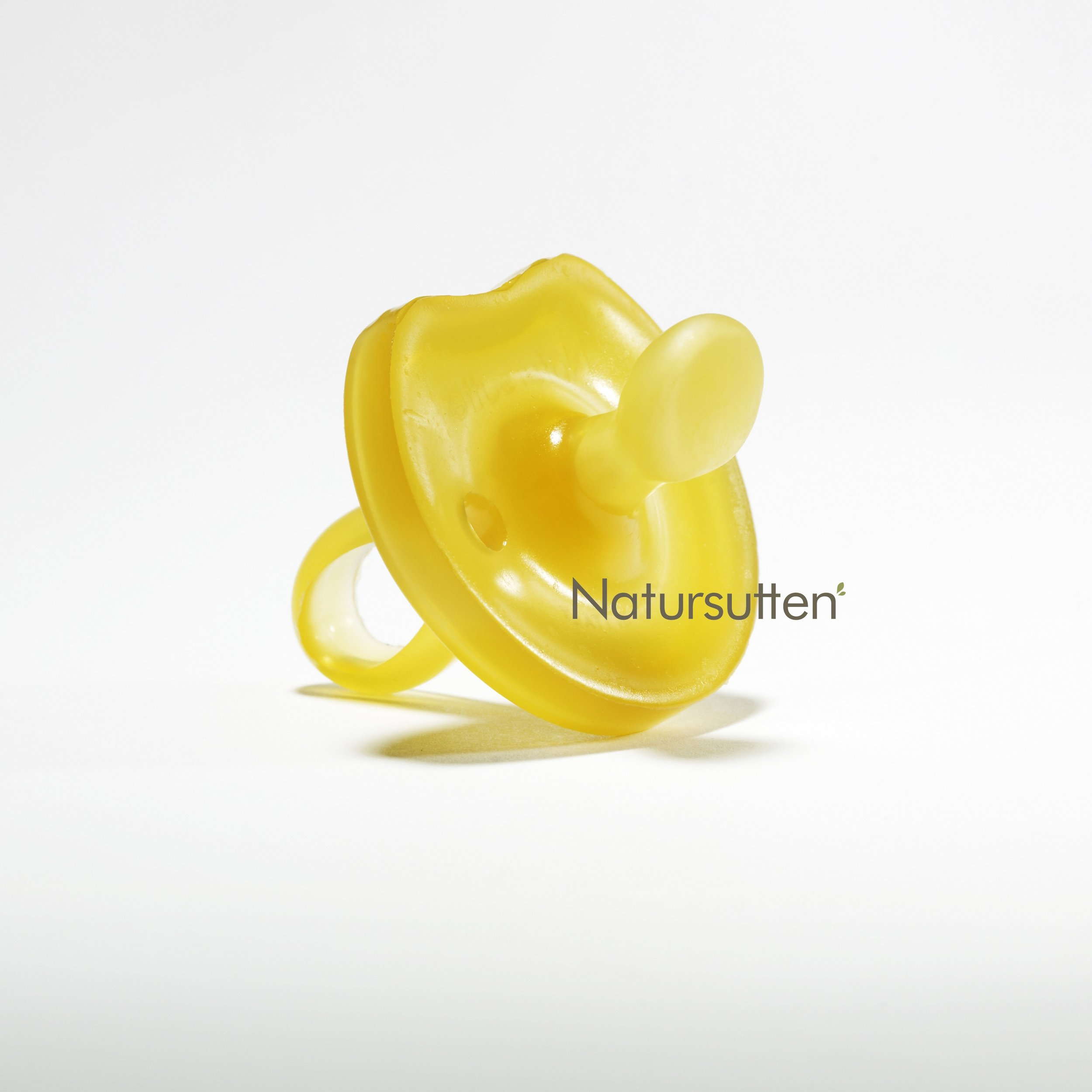 Natursutten Natural Rubber Orthodontic Pacifier size small    $8.95    Wants 1  purchased
