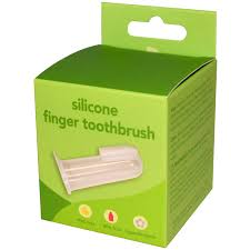 Green Sprouts Finger Toothbrush    $4.95    Wants 1  purchased