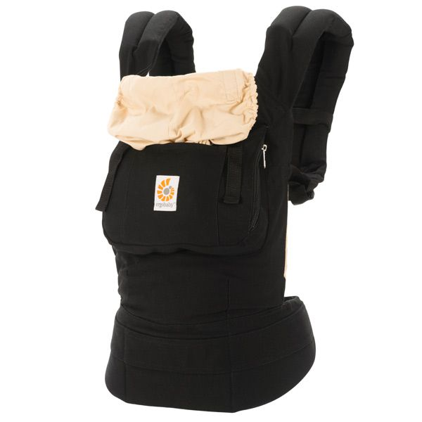 ErgoBaby Carrier in Black    $135.00    Wants 1  purchased
