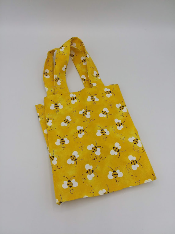 Small Bee Bag  (Locally Handmade)   $6.00    Wants 1