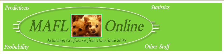 MAFL Online Blogspot Banner for 2010