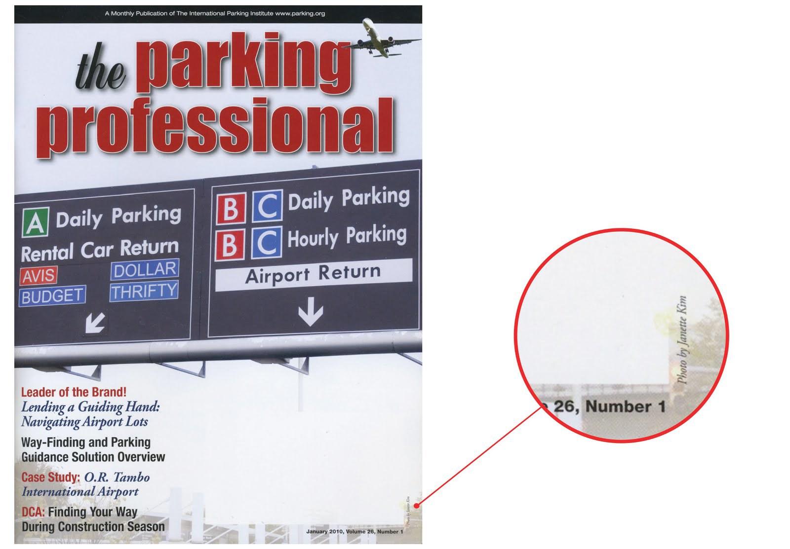 The Parking Professional Magazine