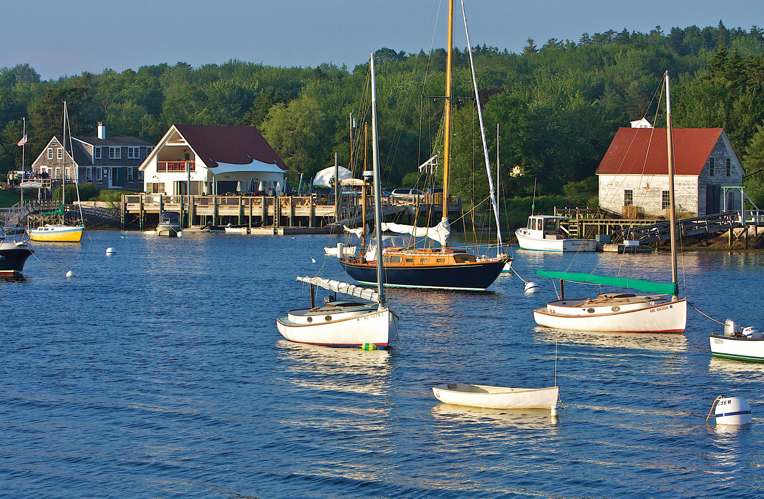 July   Cozy Harbor, Southpor