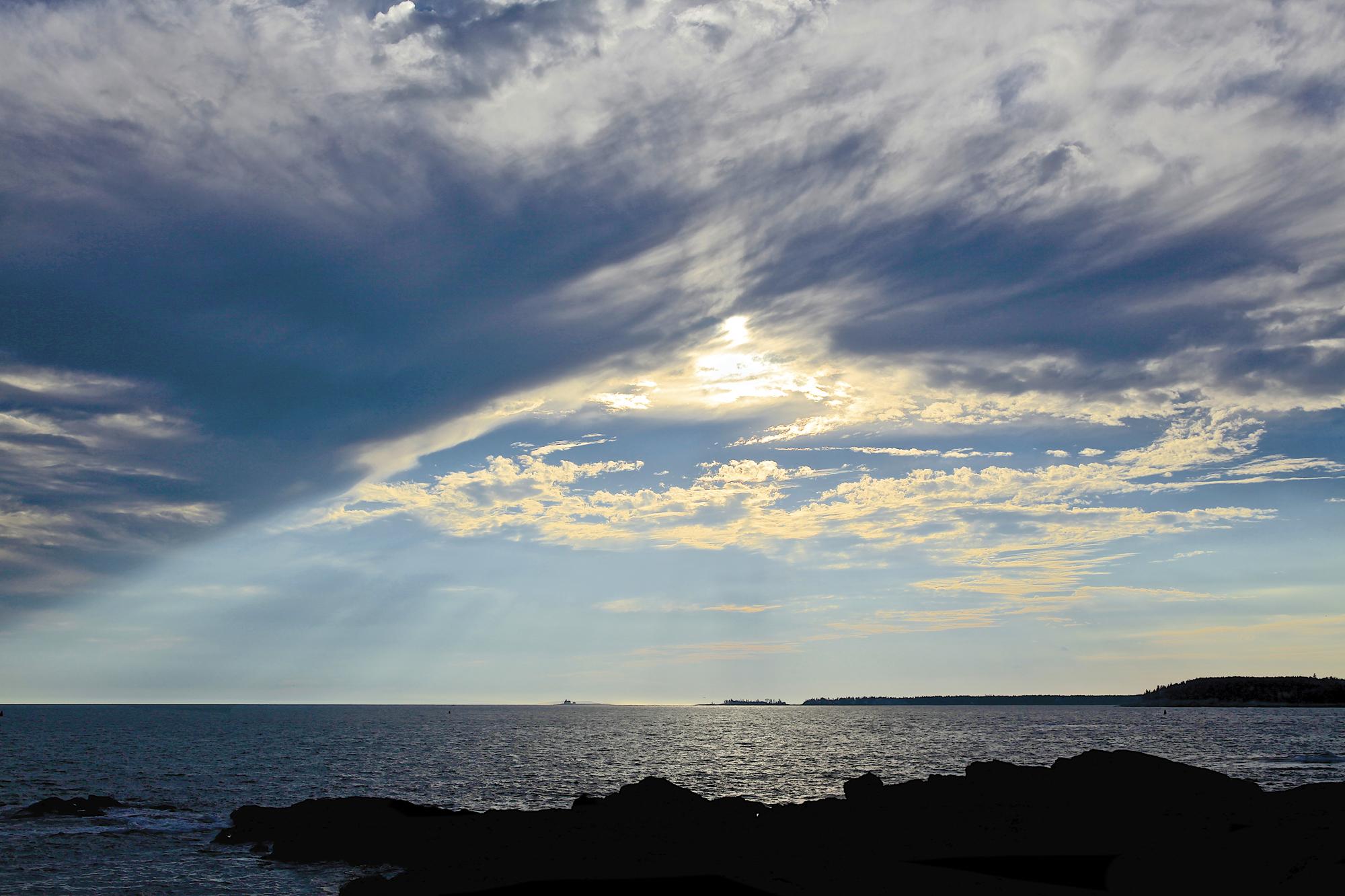 September: Ocean Point