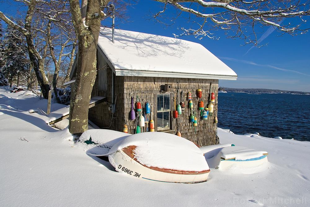Island Boathouse
