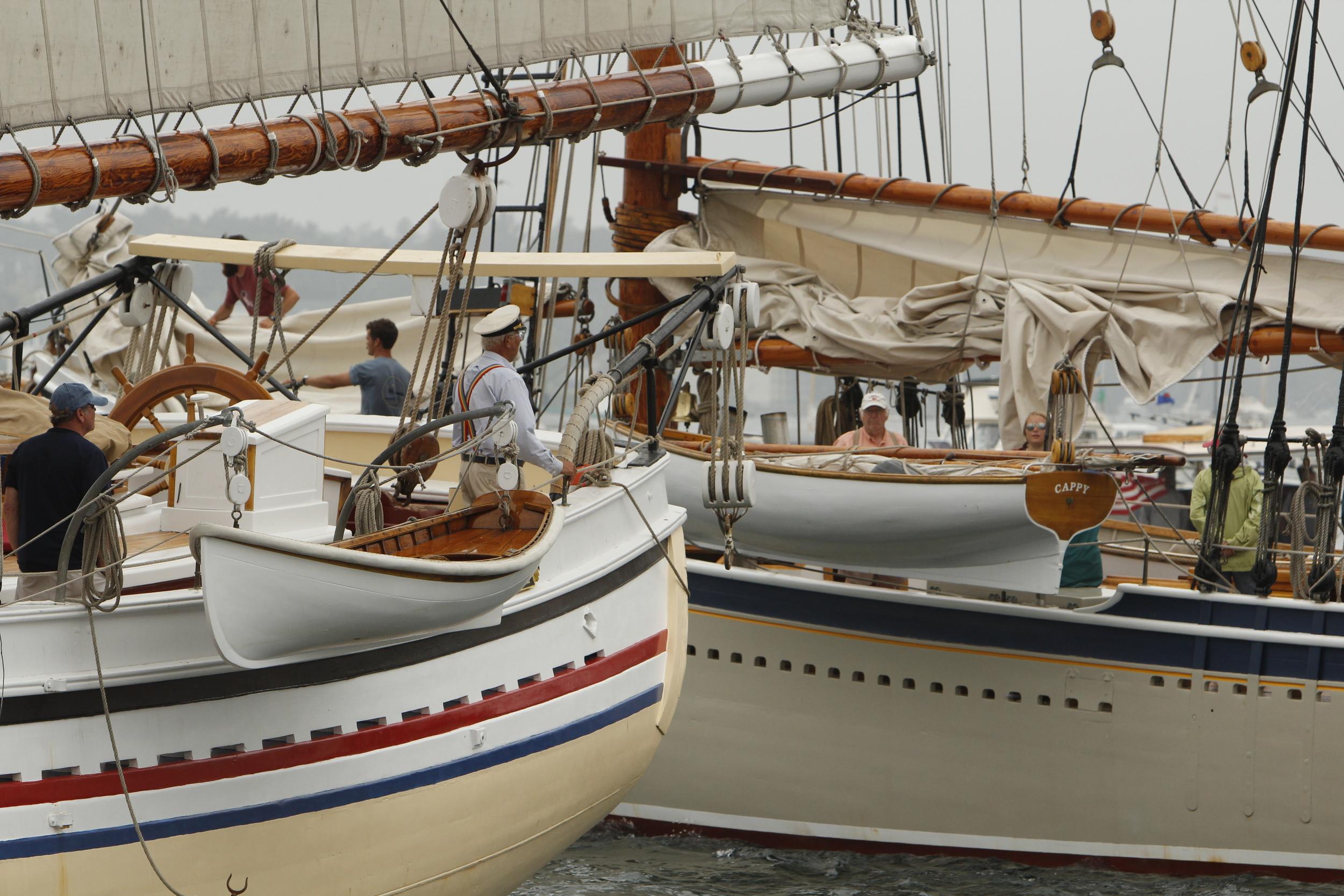 June: Boothbay Harbor
