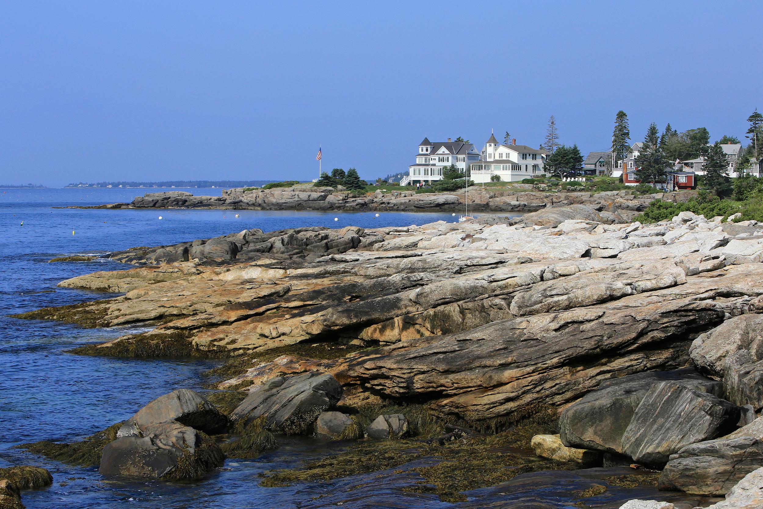 July: Ocean Point