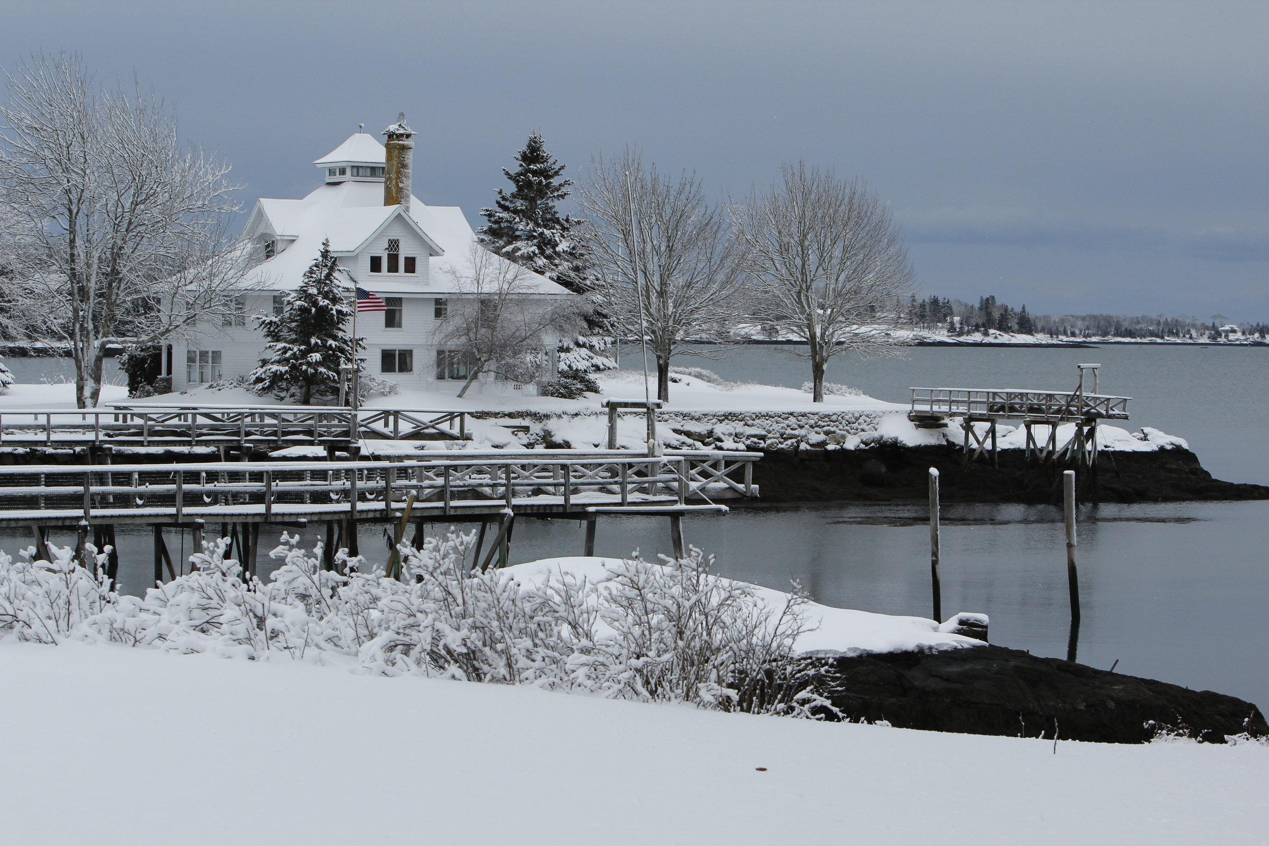 December: McKown Point