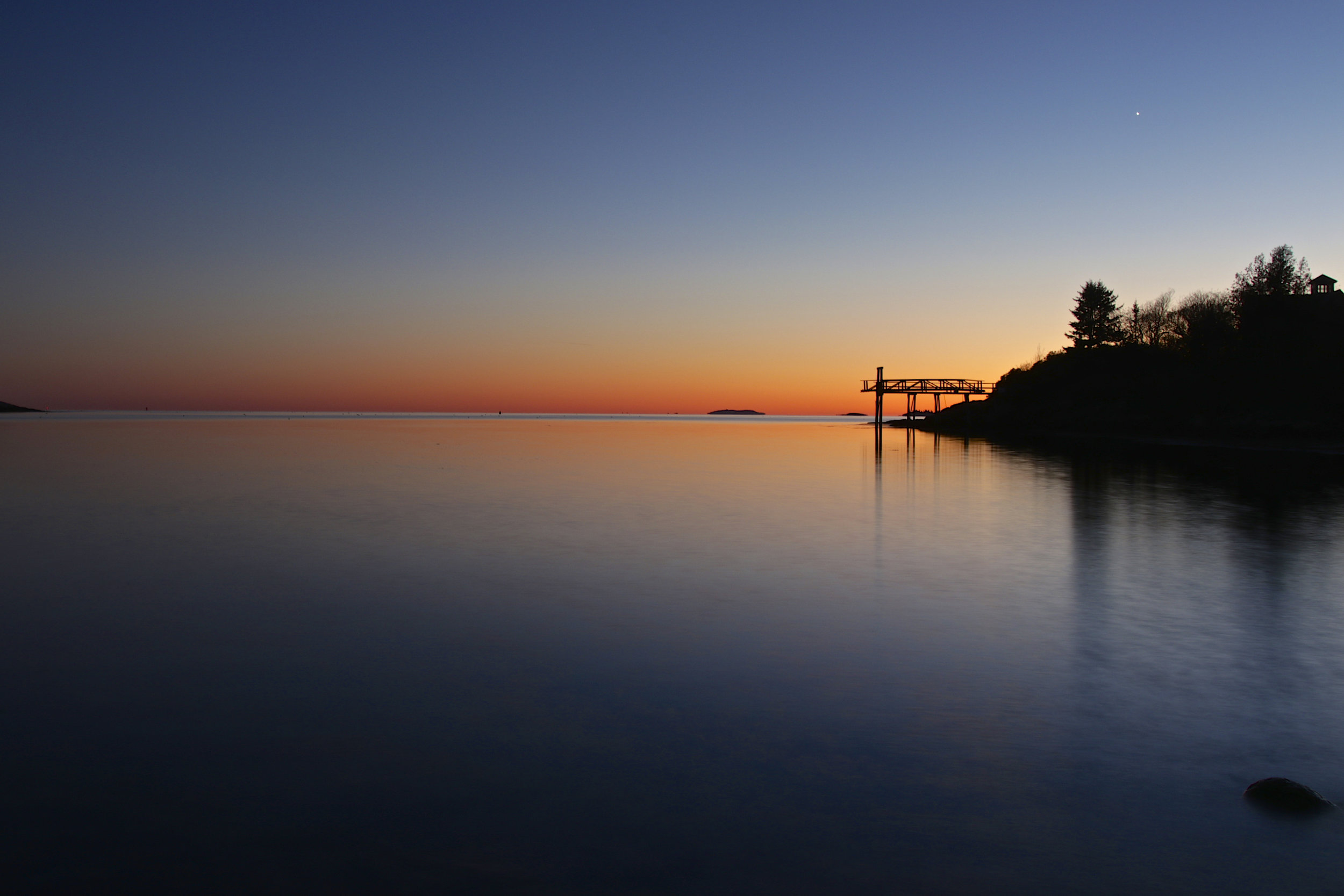 April: Southport Island
