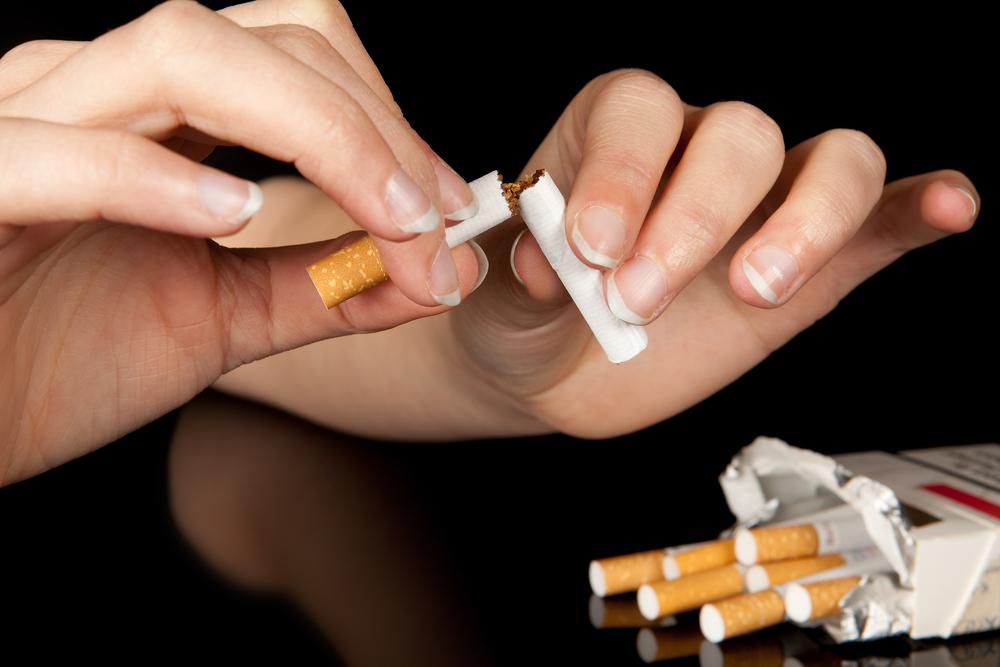Quit Cigarettes in 60 Minutes