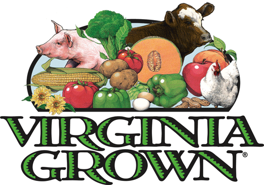 Virginia Grown - Click to receive a discount for all Virginia Businesses.