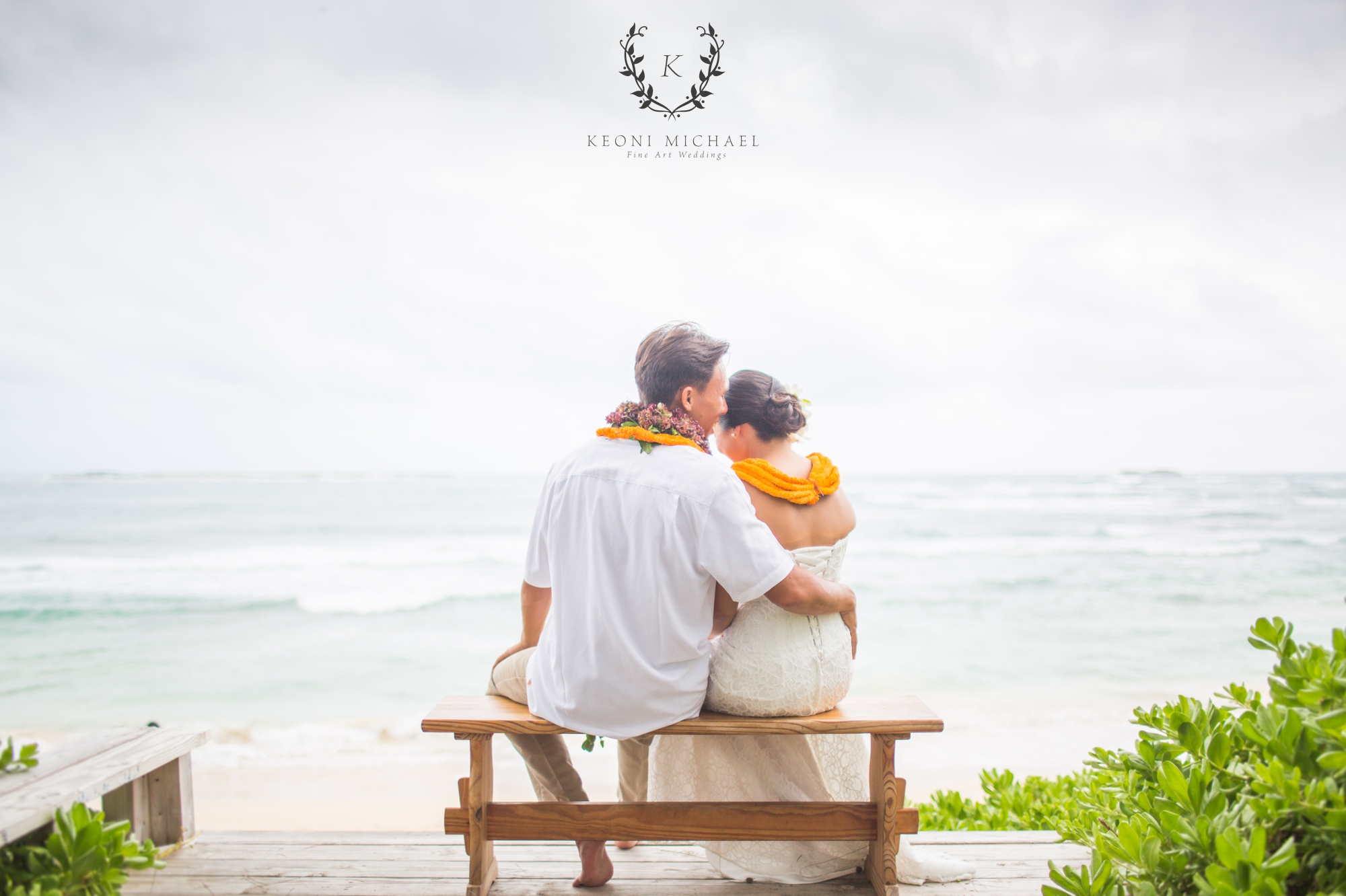 Hawaii Wedding Photography by Keoni Michael Fine Art Weddings