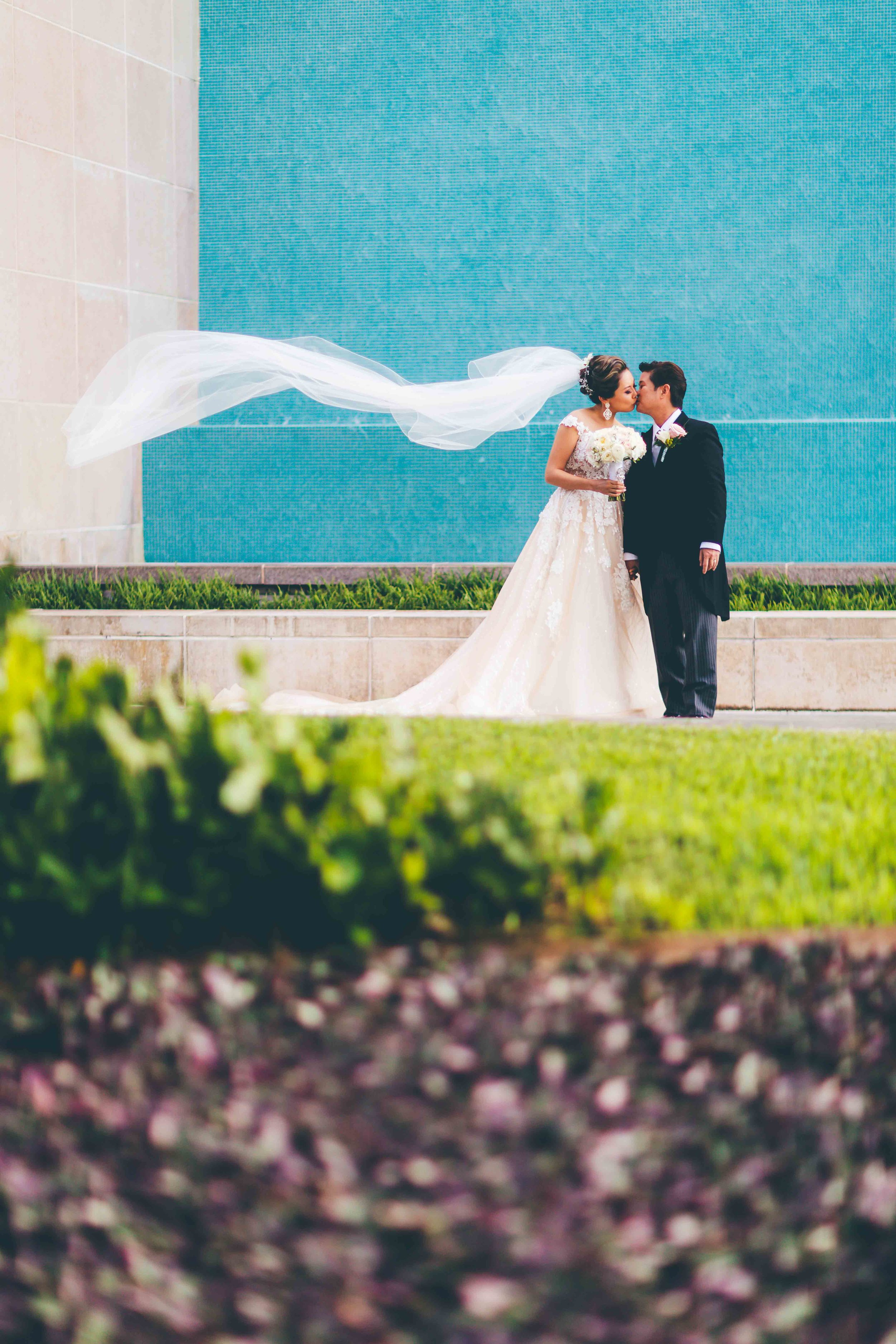 Prince Waikiki Wedding Photos