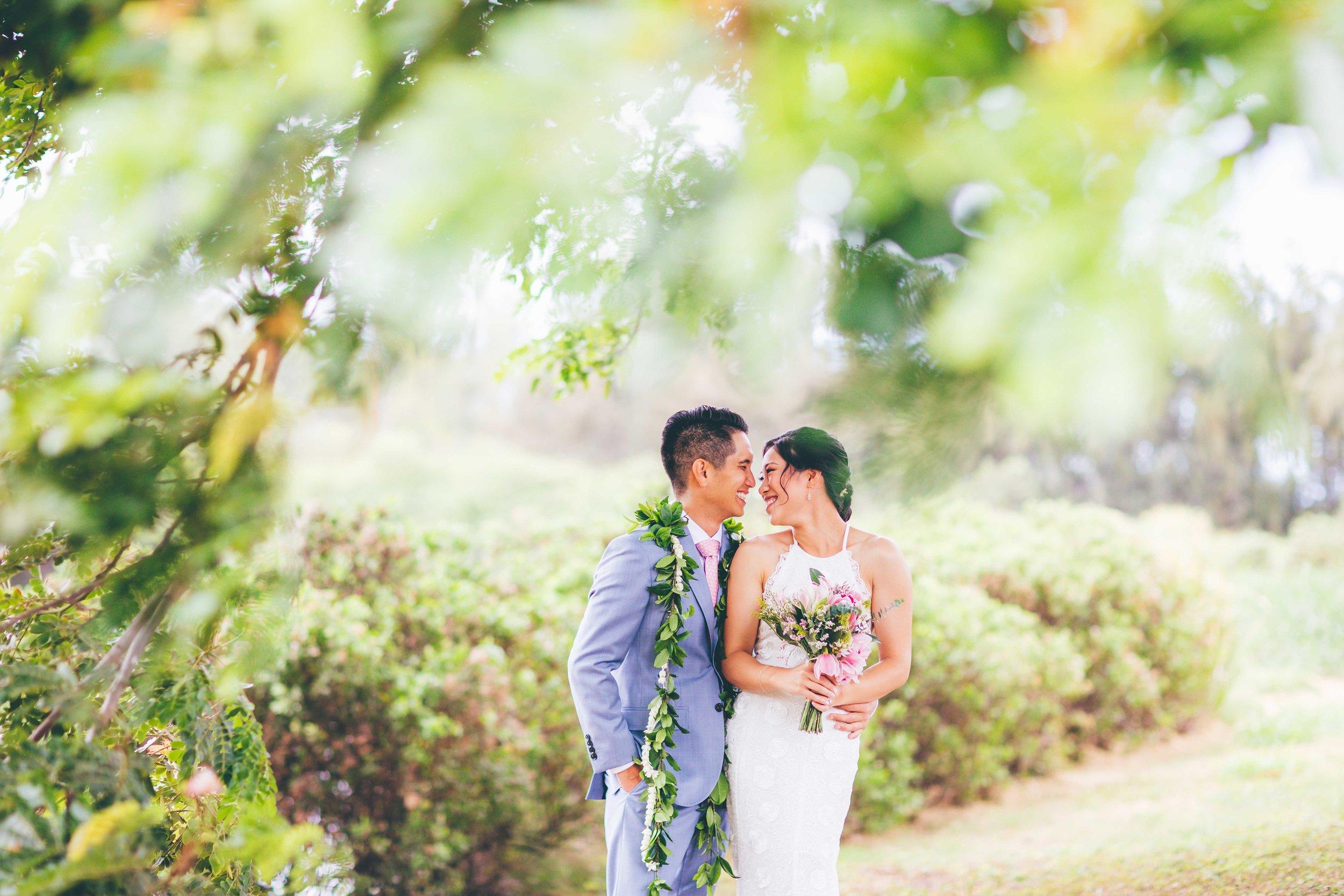 Dillingham Ranch Hawaii Wedding