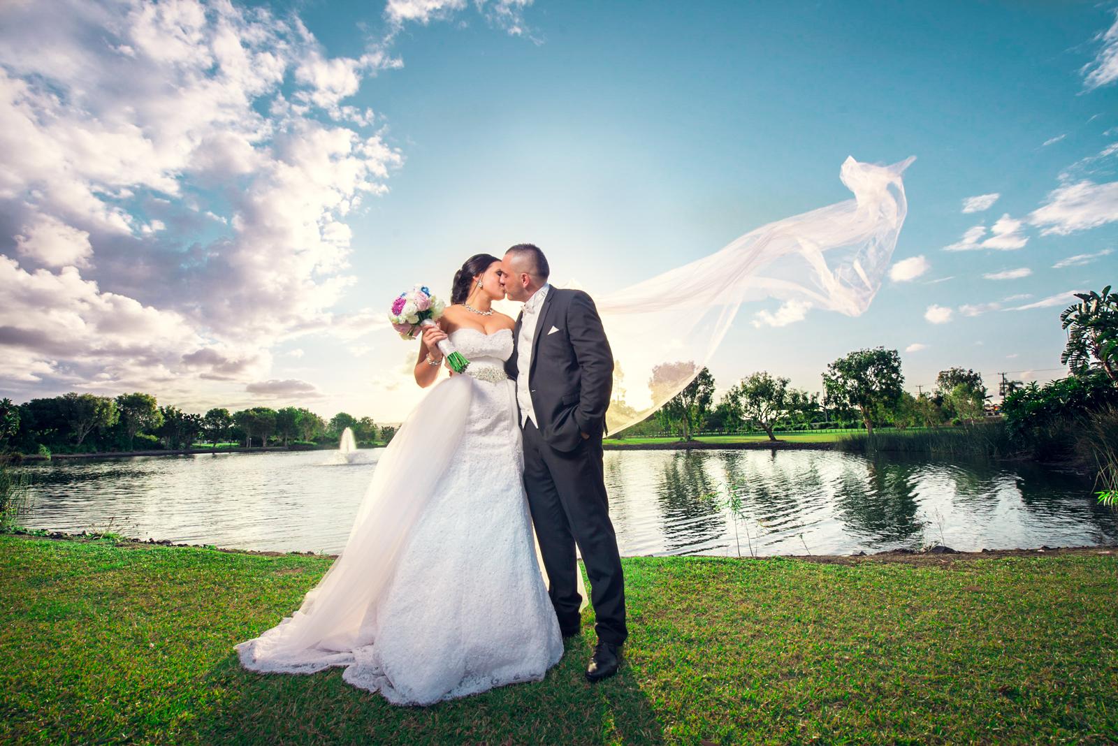 Botanical Gardens Wedding Photography Gold Coast