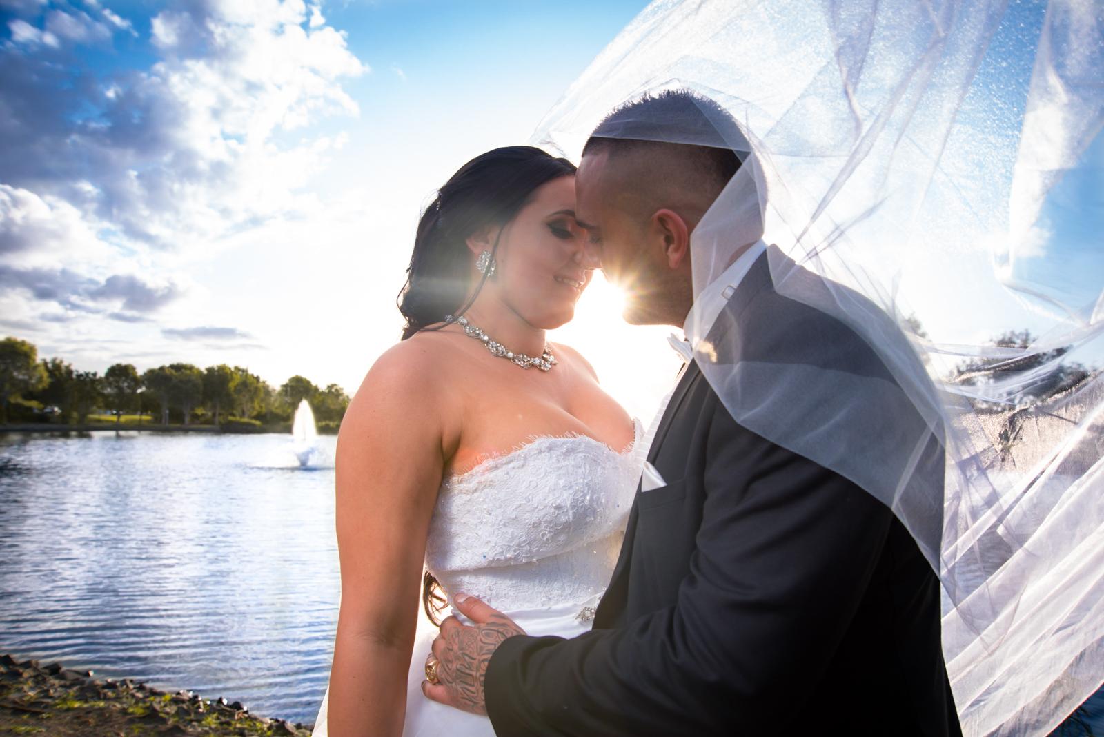 Emerald Lakes Wedding Photography Gold Coast