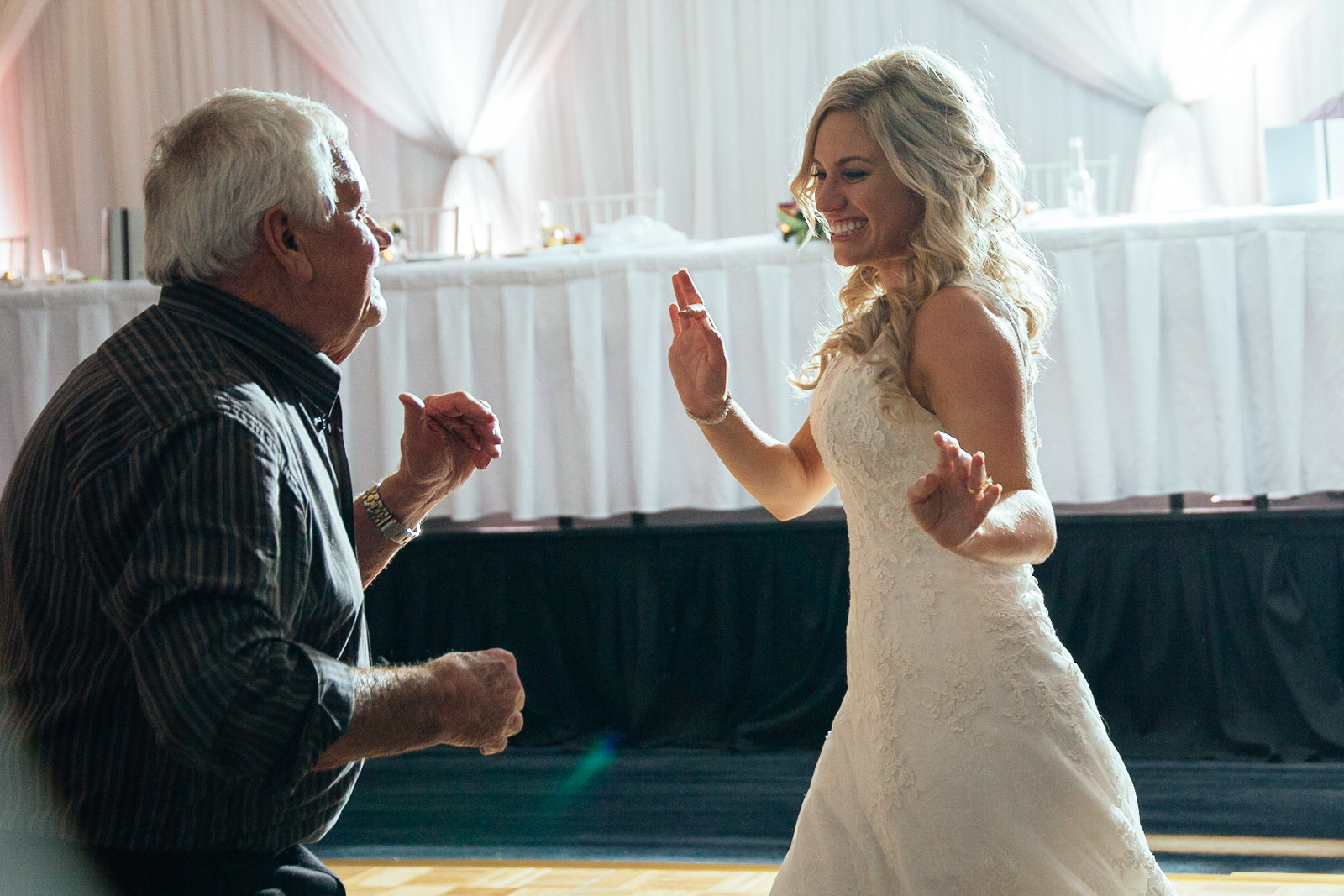 A Quick Father/Daughter Dance