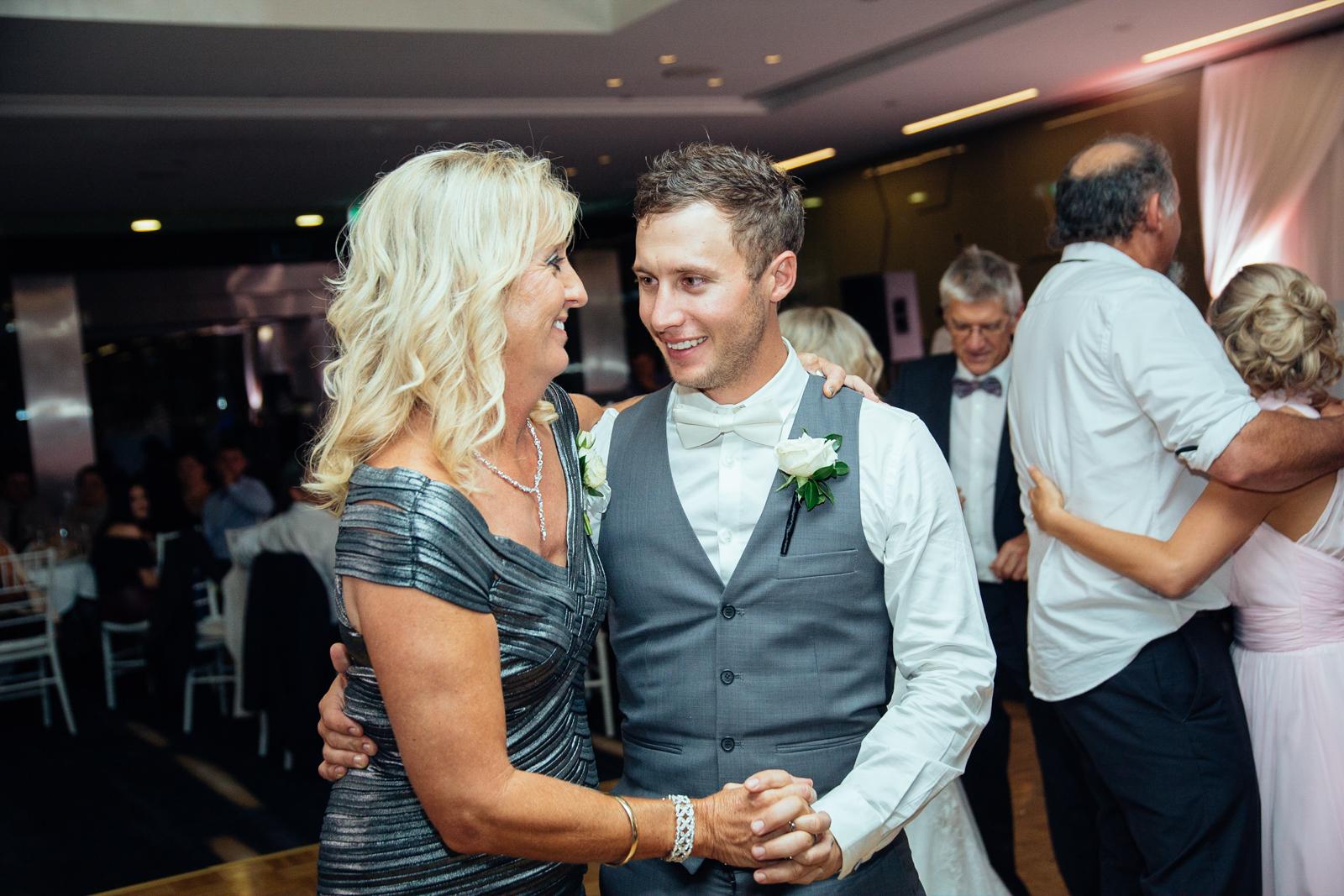 Mother/Son Royal Pines Wedding Dance