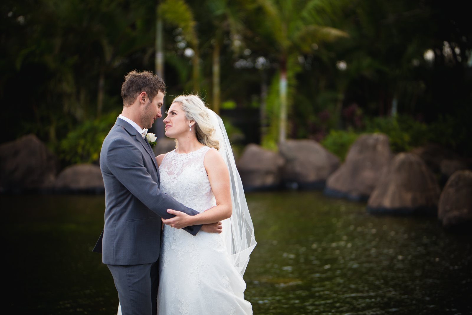 Royal Pines Wedding Image