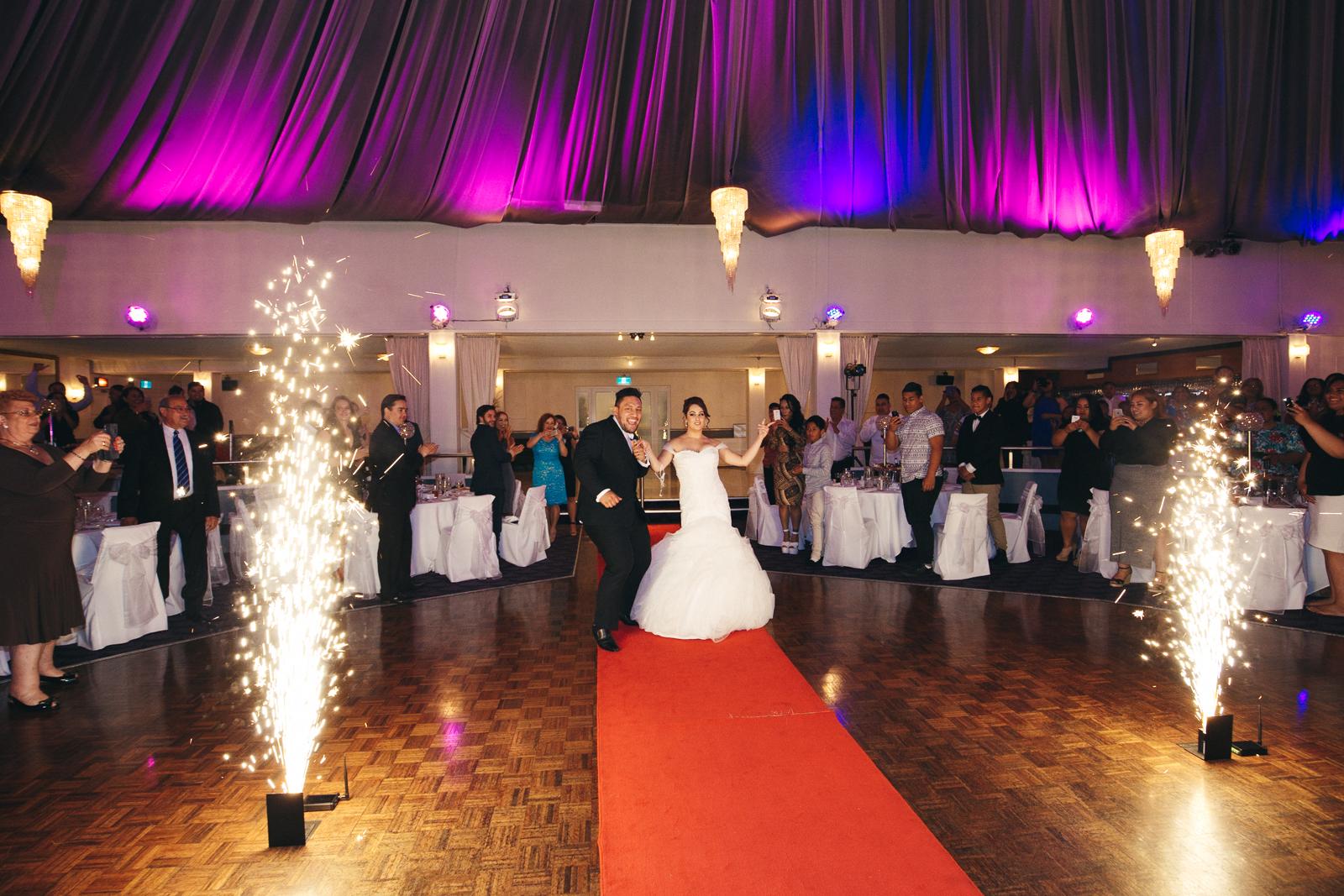San Remo Ballroom Brunswick Wedding Photography
