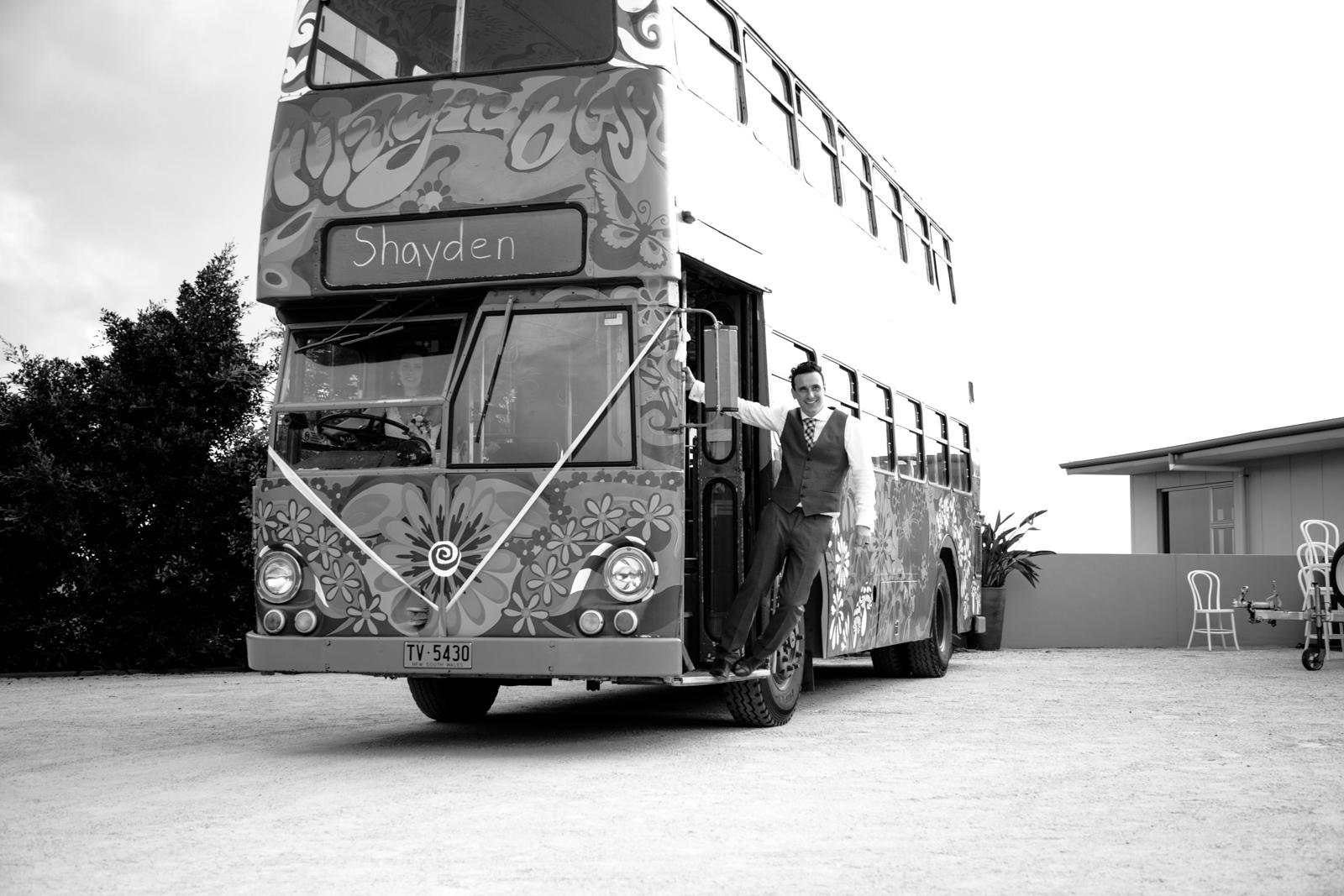 The Magic Bus Company Byron Bay