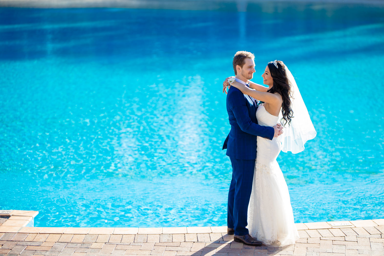Intercontinental Wedding photo