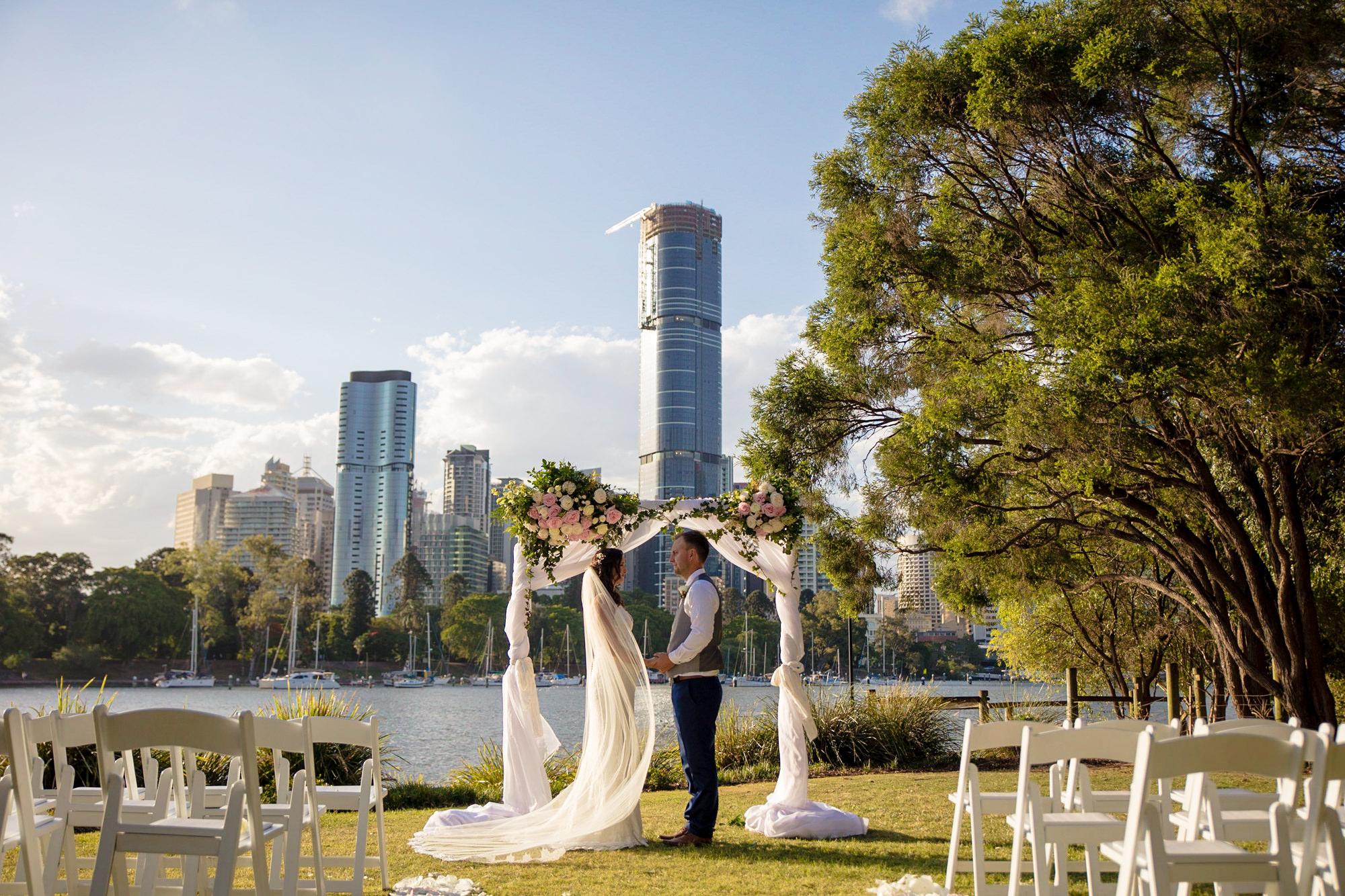Riverlife wedding photographer