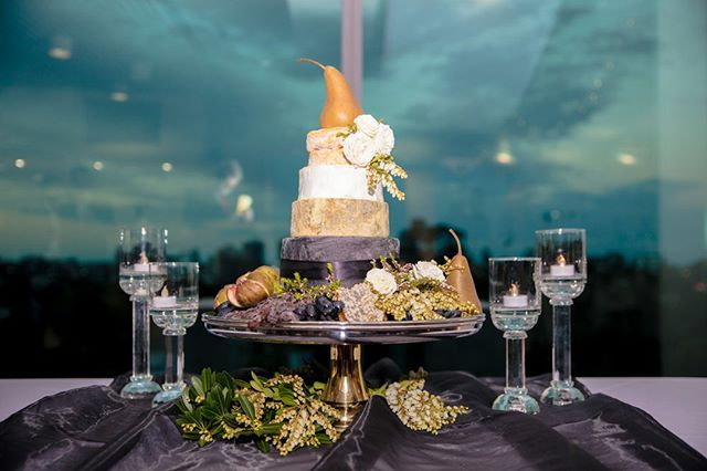 Looking for a cake idea that isn't, well, cake?! What do you think about having a 'CHEESE CAKE' at your wedding. Served with crackers and dessert wine, it's something a little different, not too sweet and a great idea to follow your meal for the evening. We LOVE it! . . . . . #weddinginspiration #relationshipgoals #weddings #weddingphotographer #weddingideas #weddingday #weddingvideographer  #realweddings #weddingstyle #beautifulweddings #weddingsaustralia #weddingdress #weddingvenues #bestweddingvenue #weddingbells #weddingday #weddingseason #weddingfun #weddingphotos #weddingphotoshoot #weddingphotographers #cheesecake #weddingcakes #uniqueweddingideas #weddingcakeinspiration #weddingcakeideas #cakeinspo #cheeseboard #cheeselovers