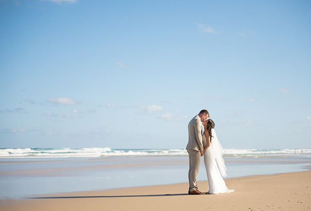 We are so lucky to live in such a beautiful spot in the world, where our pristine beaches are the perfect backdrop for any wedding. . . . . . #weddinginspiration #relationshipgoals #weddings #weddingphotographer #weddingideas #weddingday #weddingvideographer  #realweddings #weddingstyle #beautifulweddings #weddingsaustralia #weddingdress #weddingvenues #bestweddingvenue #weddingbells #weddingday #weddingseason #weddingfun #weddingphotos #weddingphotoshoot #weddingphotographers #beachwedding #goldcoast #kingscliff #beachesaustralia #auslralianbeaches #beach #weddingsbythesea