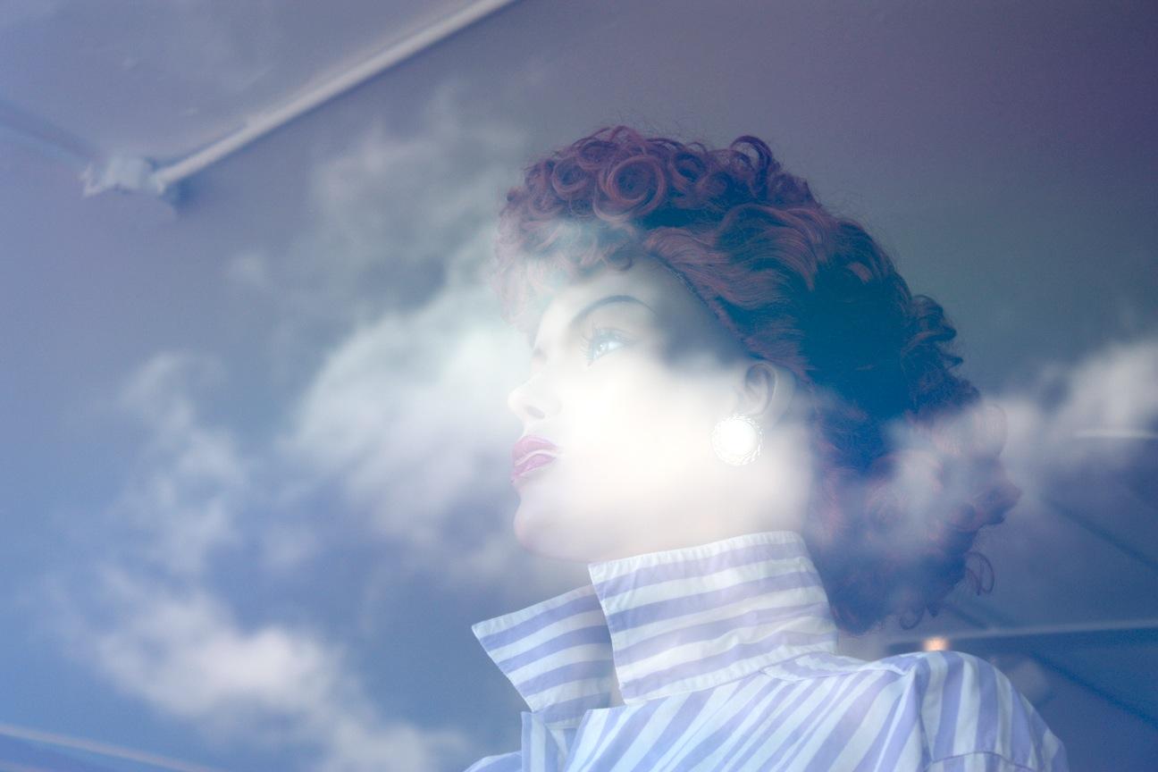 Cloud Mannequin