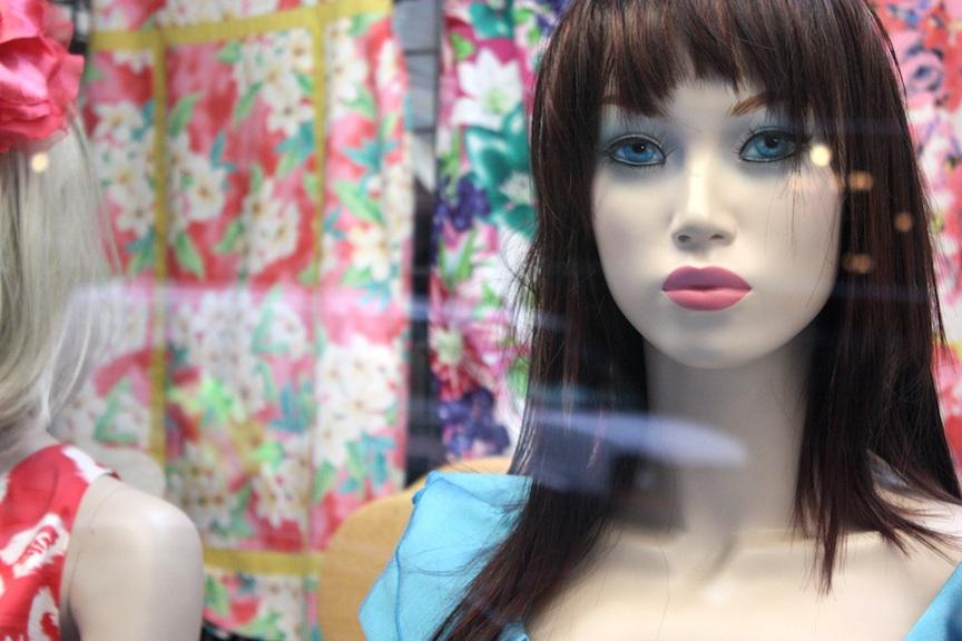 Asian Mannequin