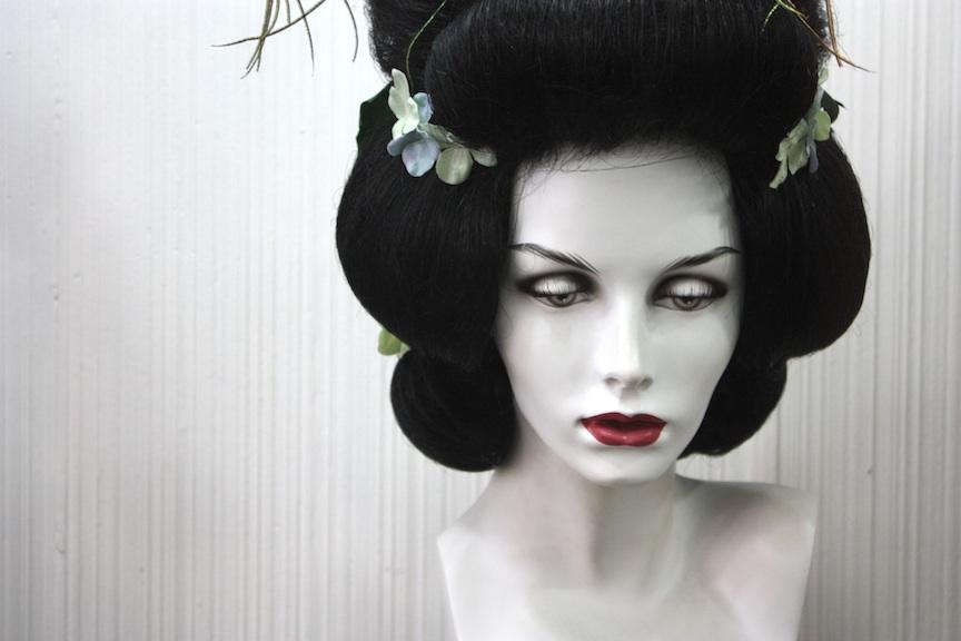 Oriental Mannequin