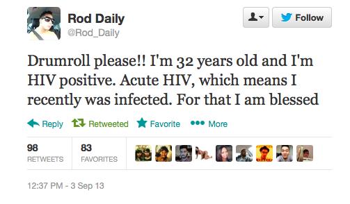 Rod Daily , September 3, 2013