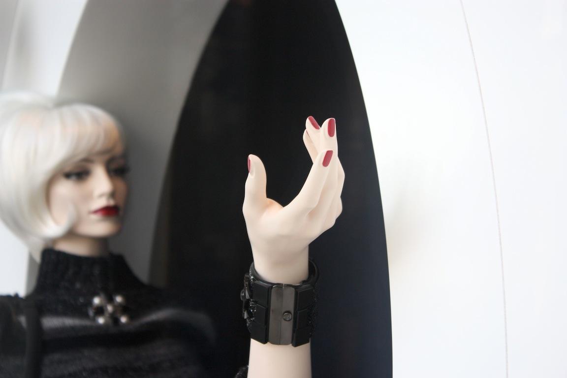 Chanel Mannequins