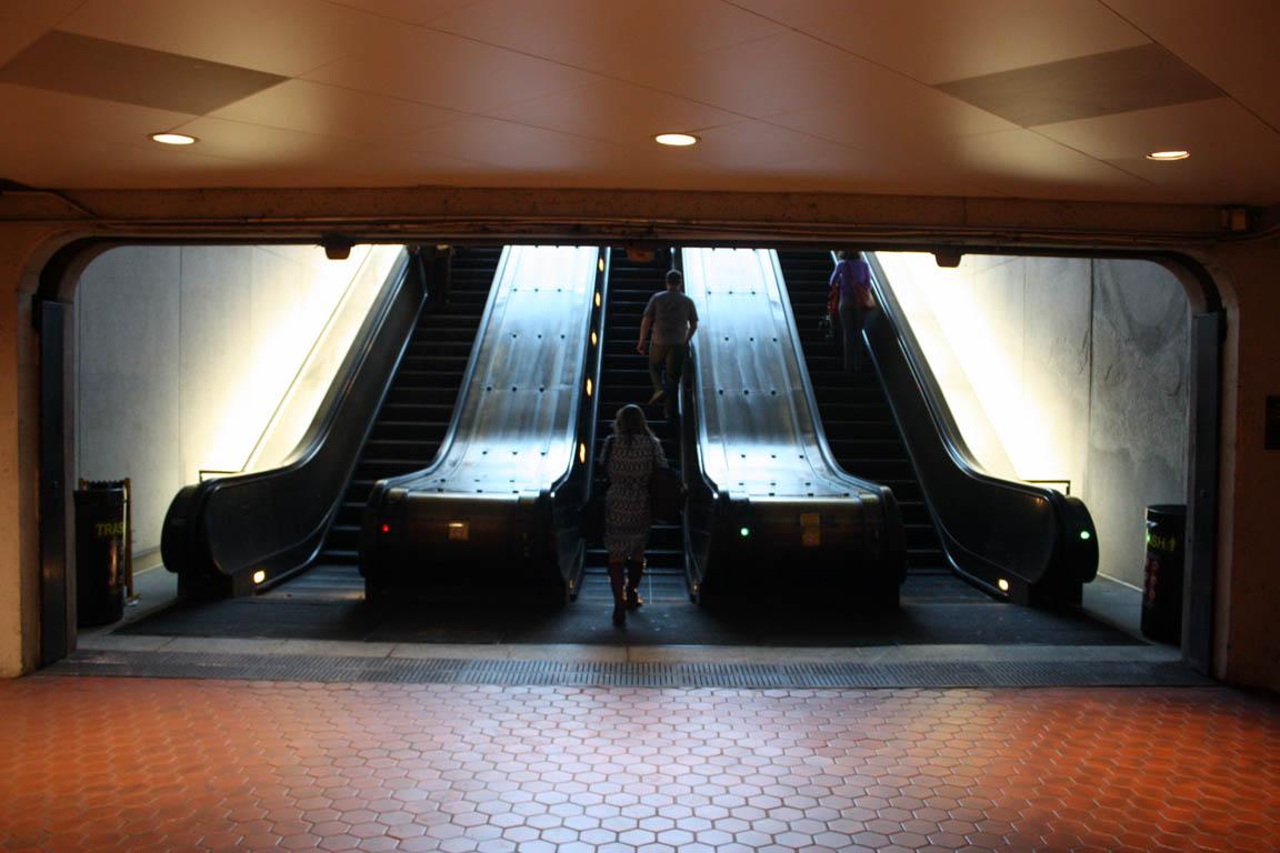 Subway, Washington, DC / Photo credit: Susannah Breslin