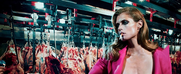 Photo credit: Steven Klein / Interview