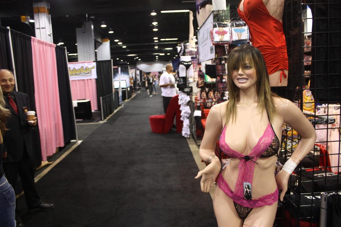 Porn convention, Rosemont, IL / Photo credit: Susannah Breslin