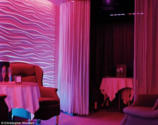 An empty strip club / Photo credit:  Christopher Sturman