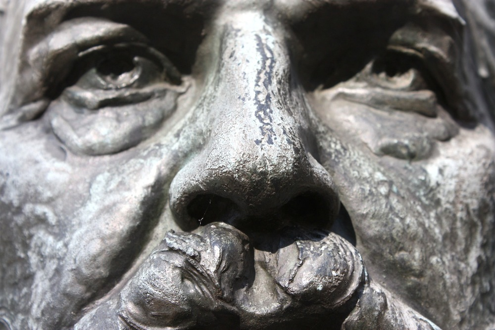 Statue, Washington, DC / Photo credit:  Susannah Breslin
