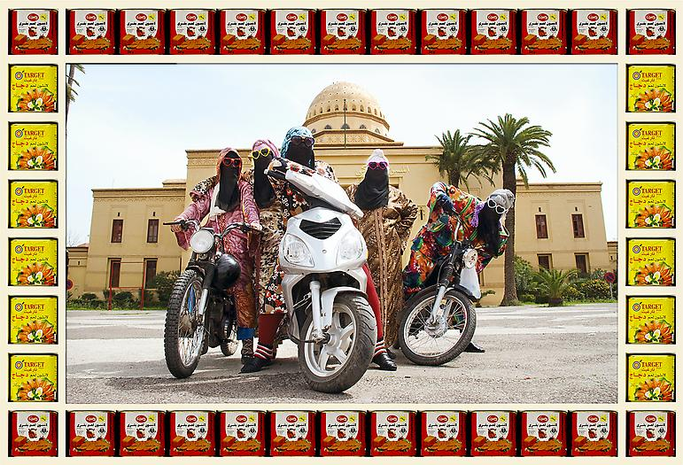 Photo credit:  Hassan Hajjaj