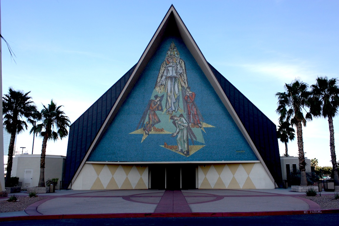 Church, Las Vegas, NV / Photo credit:  Susannah Breslin