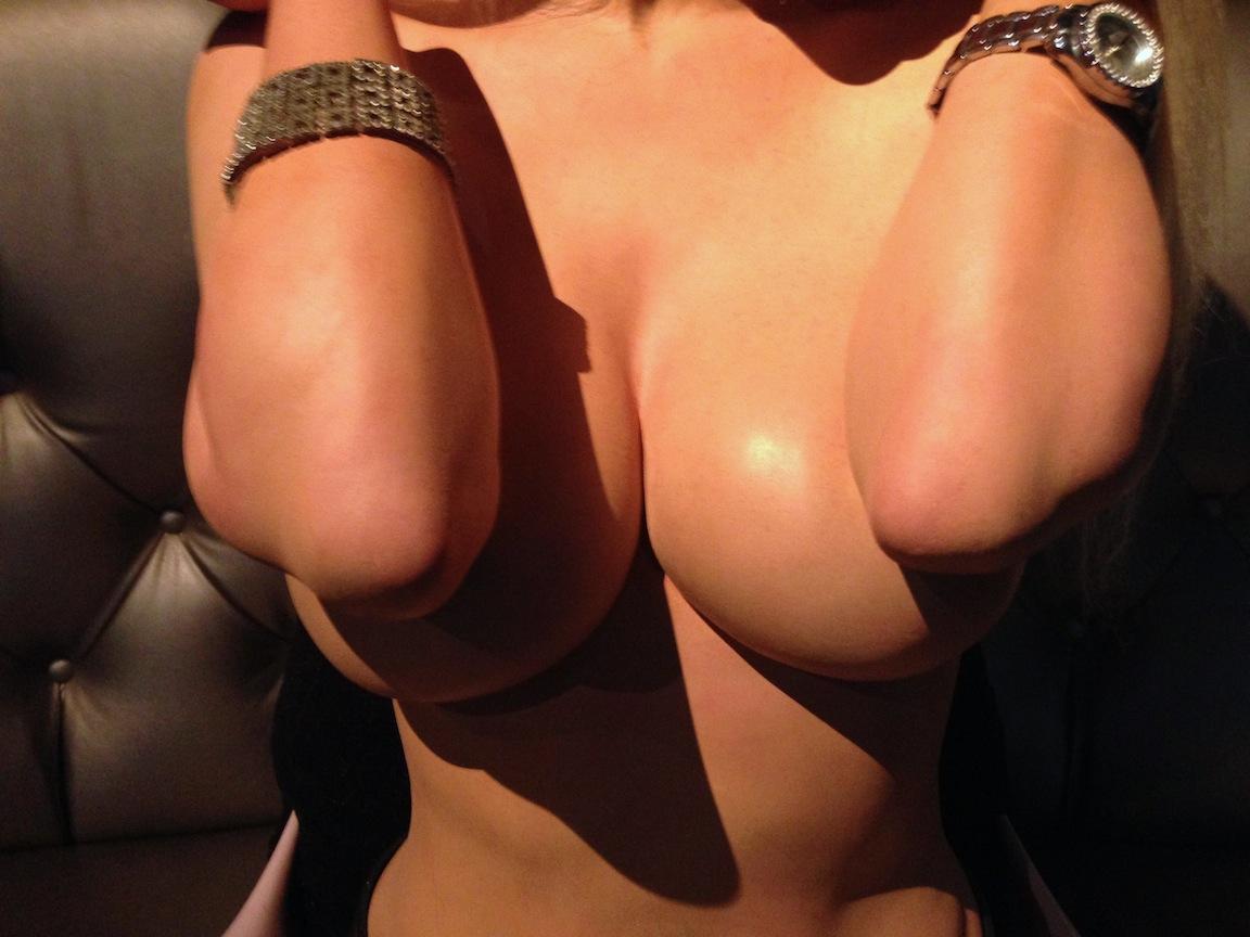 Jenna Jameson at Madame Tussauds, Las Vegas, NV / Photo credit:  Susannah Breslin