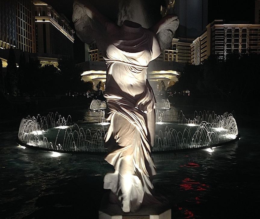 Statue, Las Vegas, NV / Photo credit:  Susannah Breslin